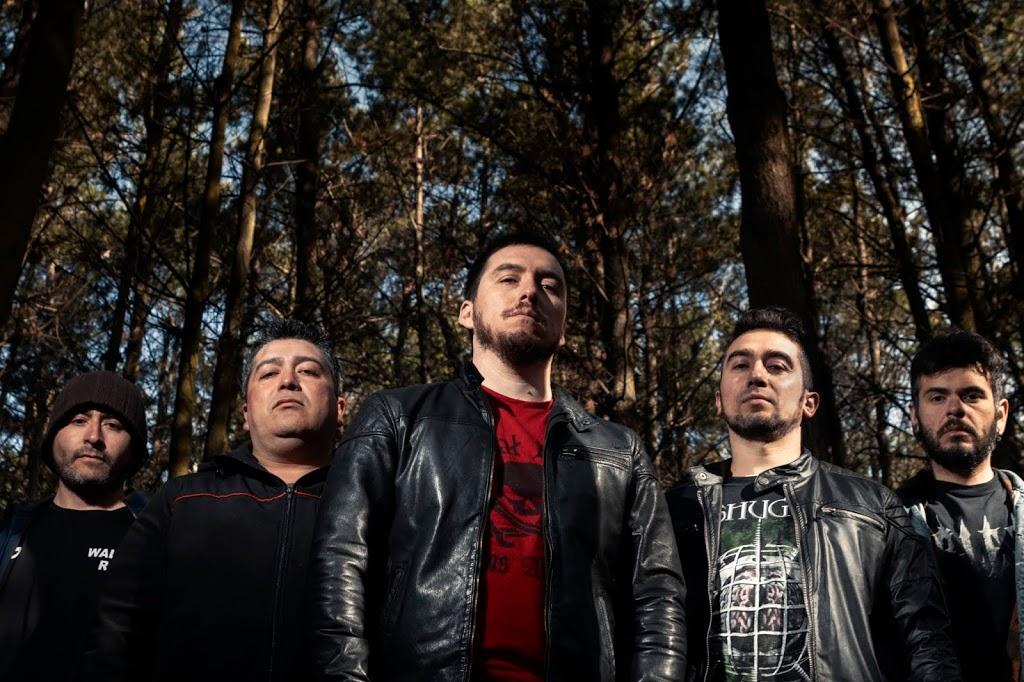 A.R.I.E.T.E – Cleptocracia (2020) Groove Death metal desde Concepción