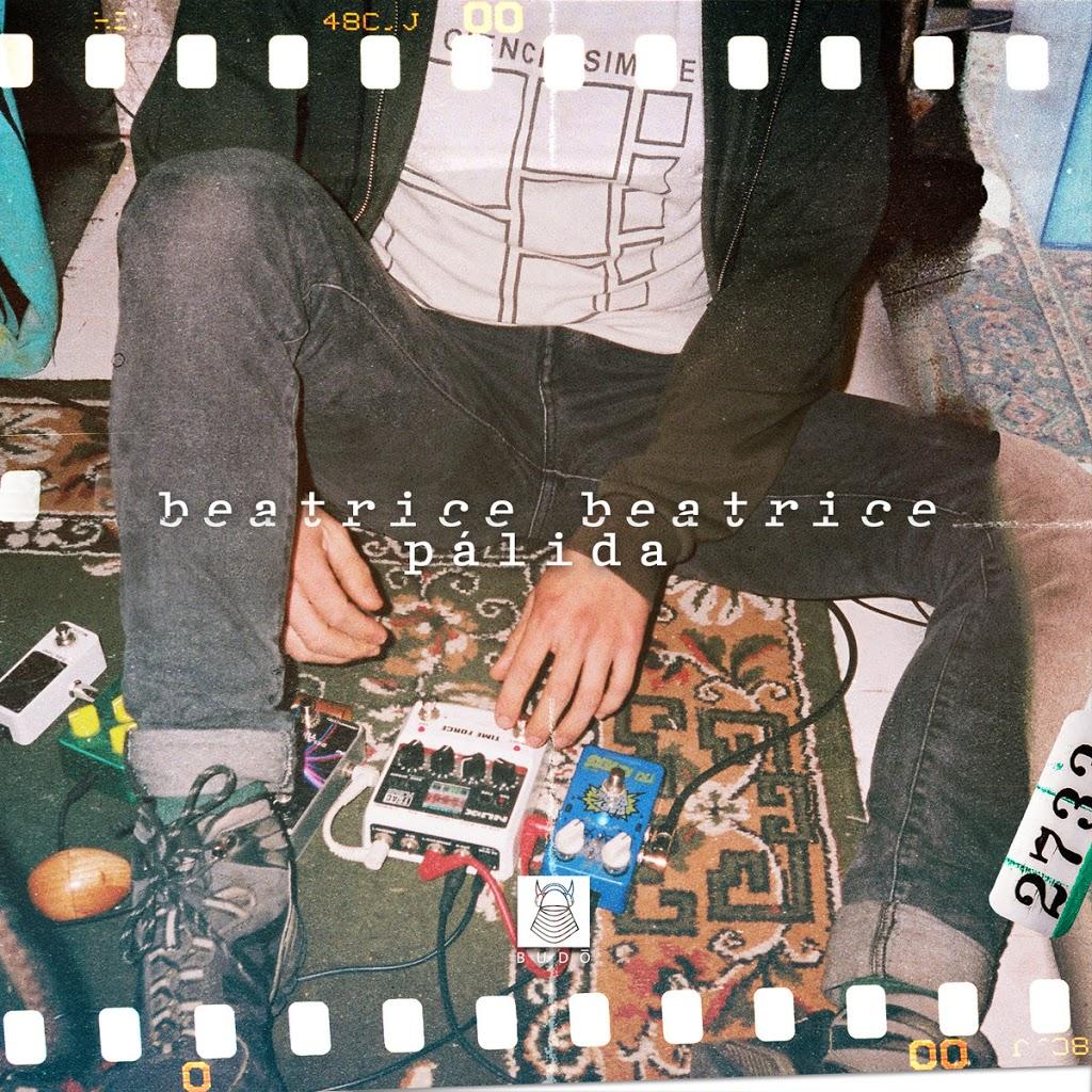 Beatrice Beatrice + Pálida estrenan Split «playa negra» – Samsara Records